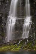 Schöne Wasserfälle findet man an jeder Ecke