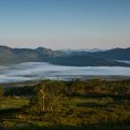 Nebelmeer um Hovden 2