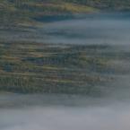 Nebelmeer um Hovden 1